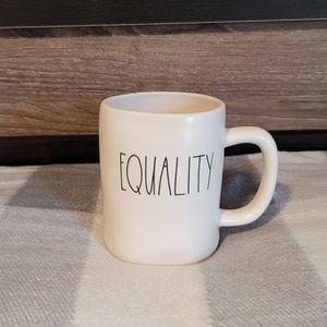 """Rae Dunn """"EQUALITY"""" Mug"""